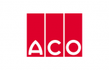 logotyp firma Aco