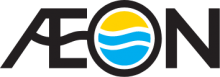 logotyp firma Aeon