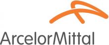 logotyp firma Arcelor Mittal