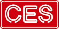 logotyp firma CES