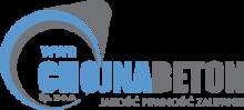 logotyp firma ChojnaBeton