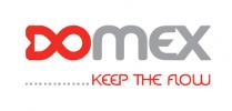 logotyp firma Domex