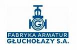 logotyp firma Fabryka Głuchołazy