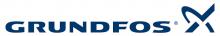 logotyp firma Grundfos