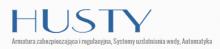 logotyp firma Husty