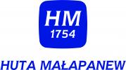 logotyp firma Huta małapaniew