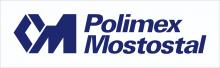 logotyp firma Polimex Mostostal