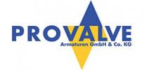 logotyp firma Provalve