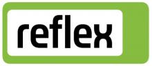 logotyp firma Reflex