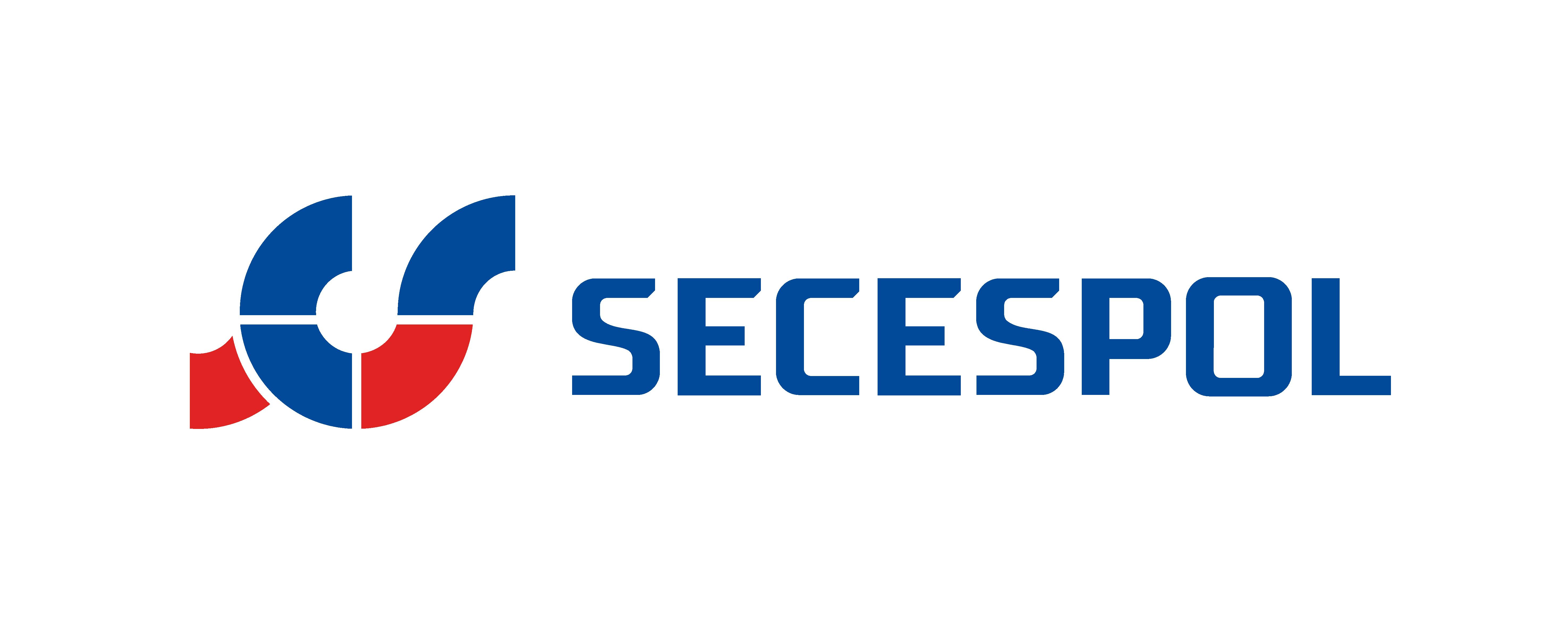 logotyp firma Secespol