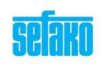 logotyp firma Sefako