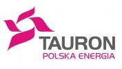 logotyp firma Tauron Polska Energia